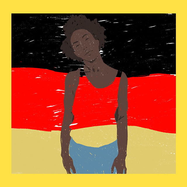buzz schwarzesdeutschland cover