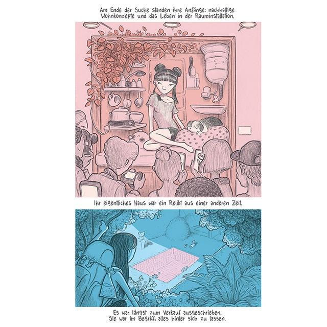 graphic novel unfollow galerie quadrat4