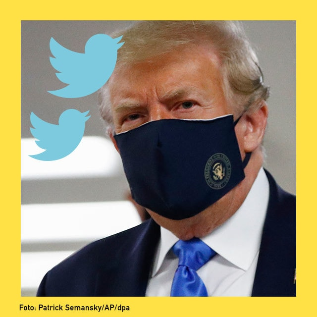 buzz trump maske twitter cover