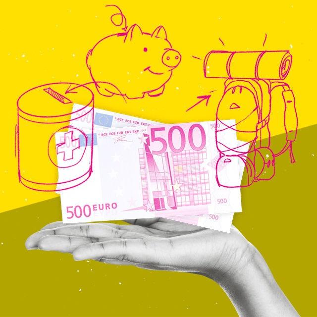 1000 euro cover