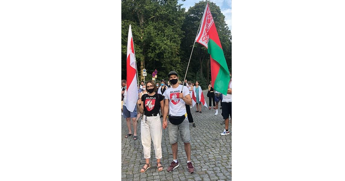 demo berlin belarus 3