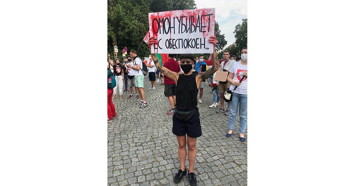 demo berlin belarus 4