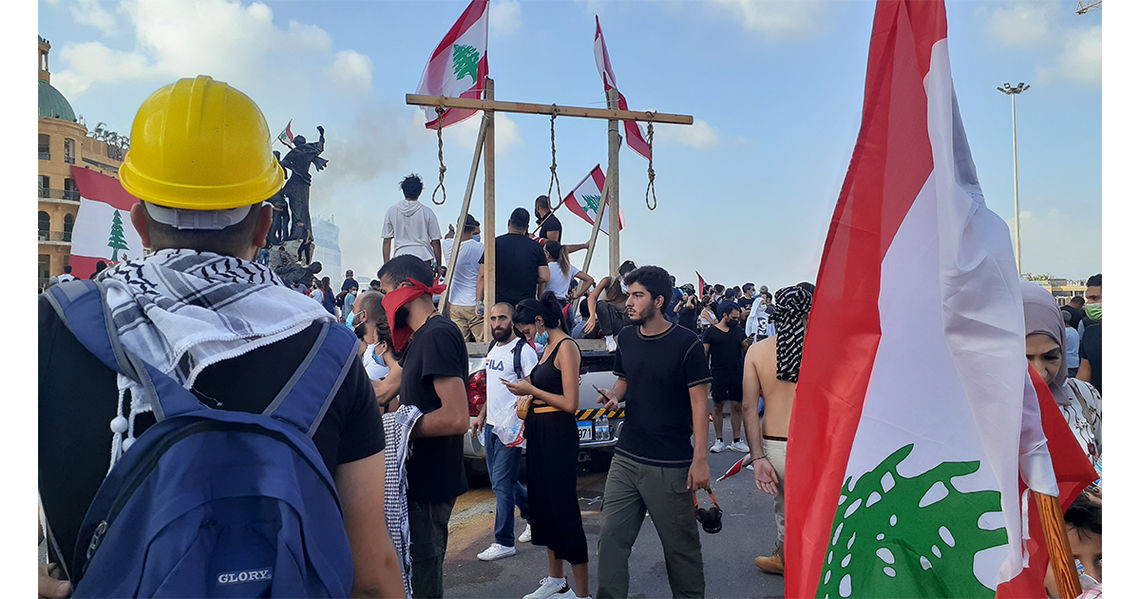 beirut protest2