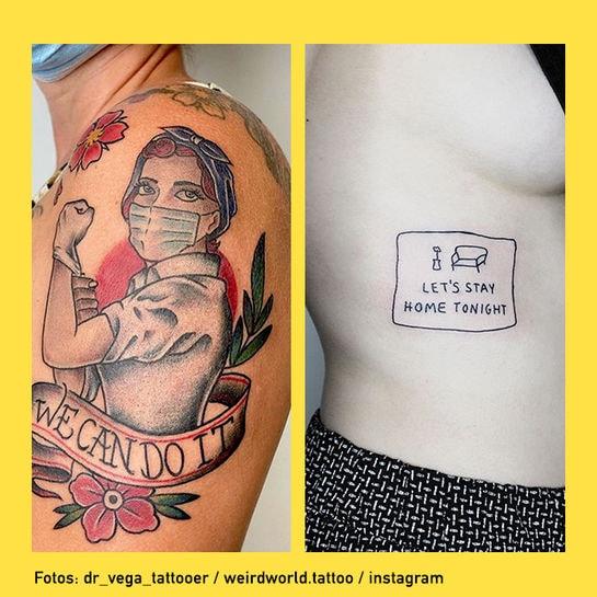 Tattoo bedeutung freiheit mann