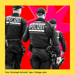 buzz polizeigewalt cover