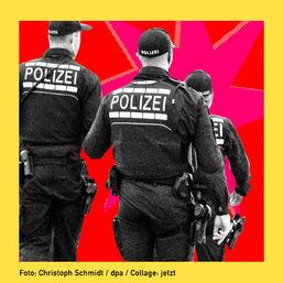 buzz polizeigewalt cover