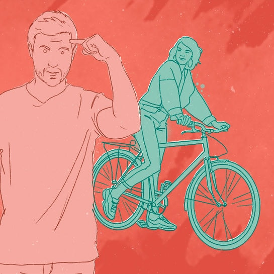 biber fahrrad cover