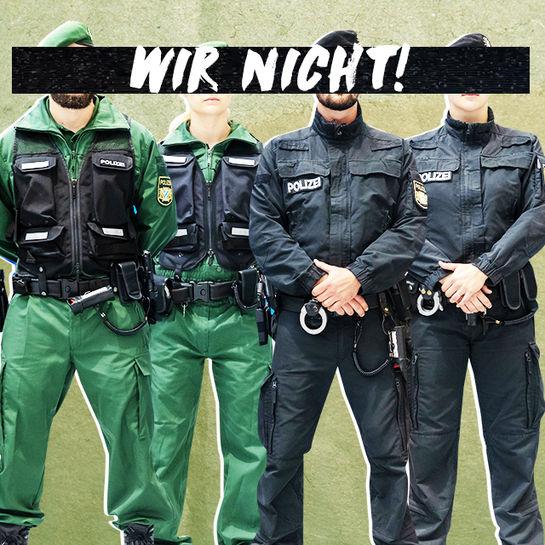 polizeikommentar cover