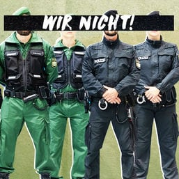 polizeikommentar cover