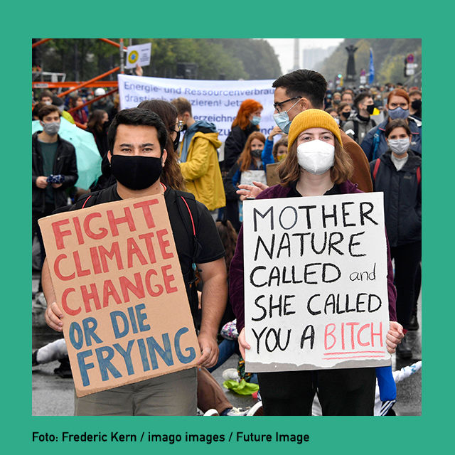 buzz klimastreik cover