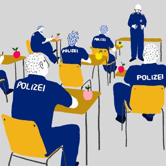 polizeiakademie spandau cover