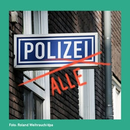 buzz rassismus studie polizei cover