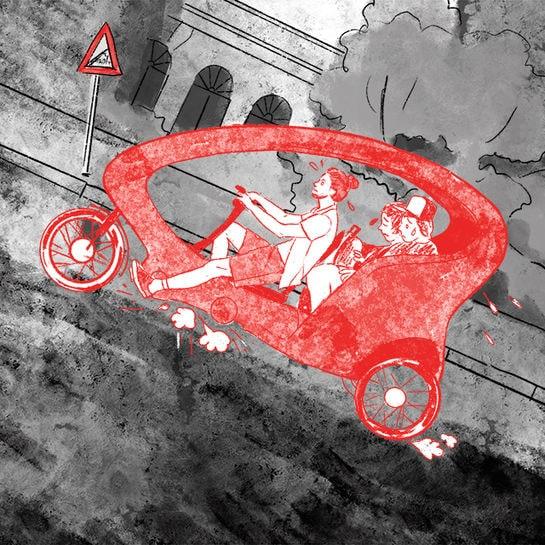 horrornebenjob rikschafahrer cover