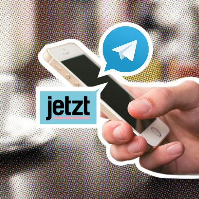 jetzt telegram
