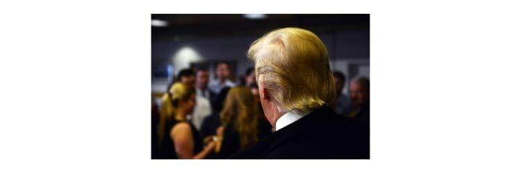 Trump Frisur