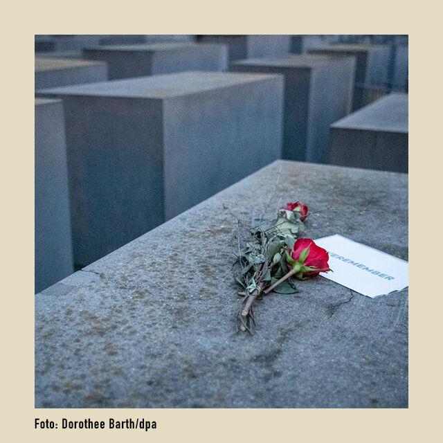 buzz holocaust gedenktag cover