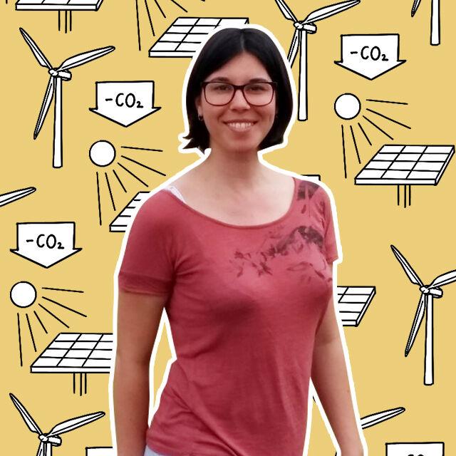 jobkolumne energieforscherin cover