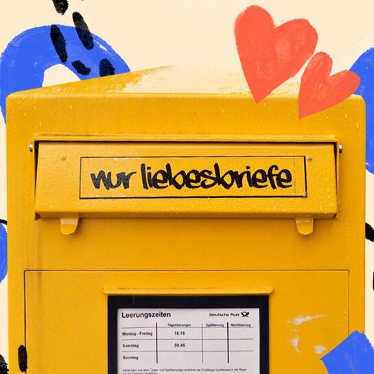 Liebesbrief an freund lang