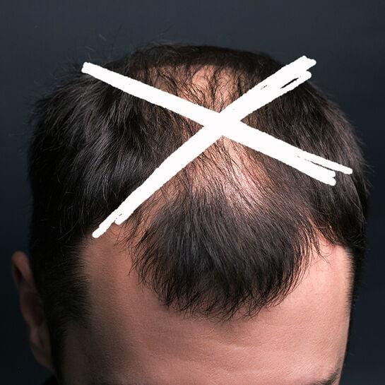 Haare männer schwarze strähnen Frisurentrends