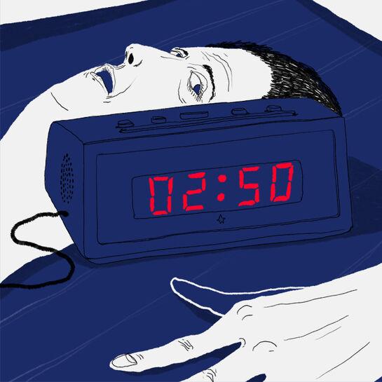 Mit zu er anderen zwingt schlafen mich Ich will
